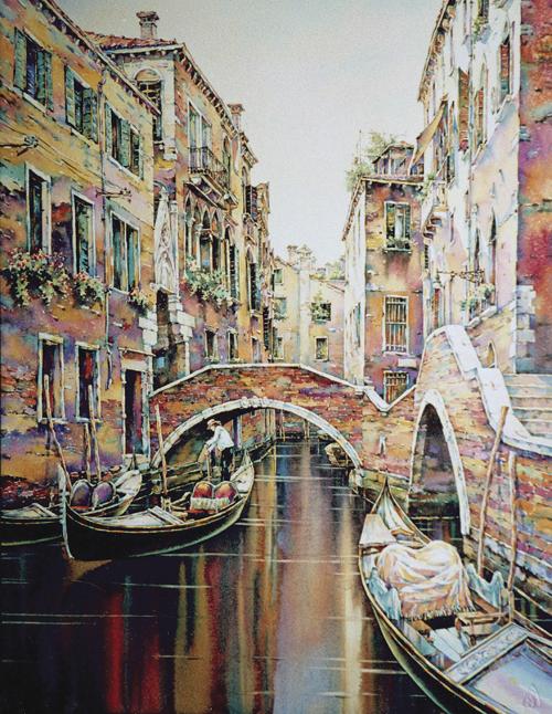 Картины маслом Венеция, Виды Венеции <b>купить</b>, Венецианские ...